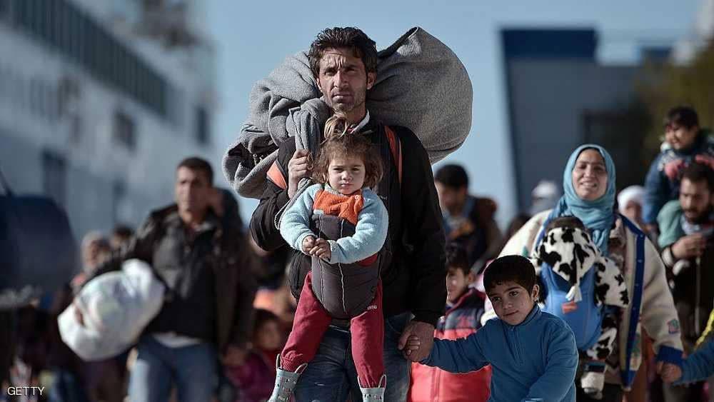 """افتتاح بوابة """"استعادة المهاجرين"""" بين ألمانيا واليونان"""
