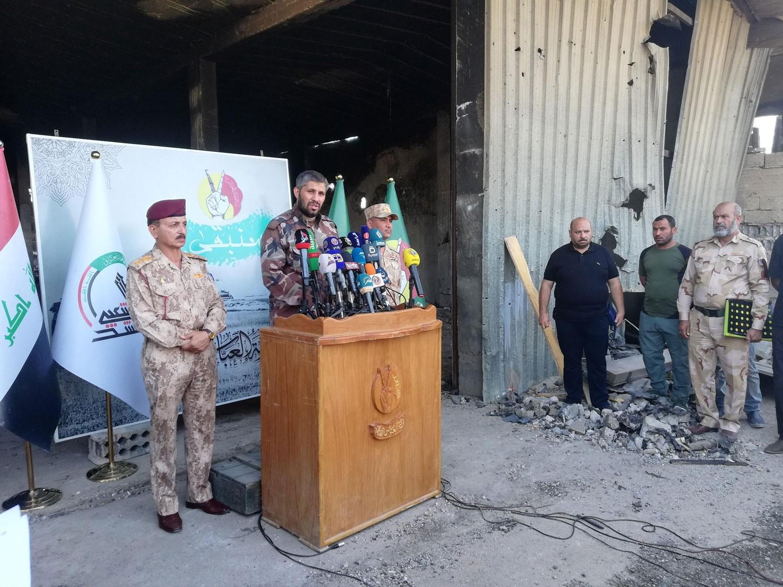 بعد تفجيرات.. ميليشيا الحشد تغلق مقراتها بمدن العراق