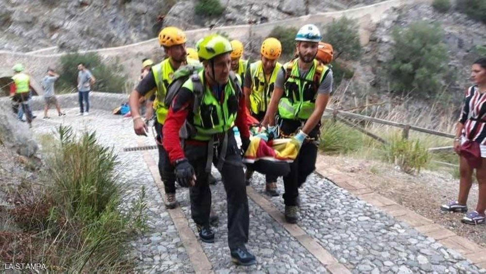 بعد كارثة سقوط الجسر.. 8 قتلى بسبب فيضان في إيطاليا
