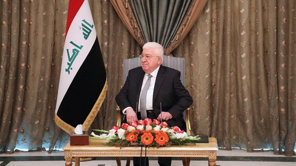 العراق.. معصوم ملتزم بموعد دعوة البرلمان للانعقاد