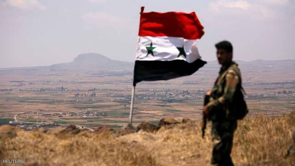 """سوريا وإيران توقعان اتفاق تعاون """"عسكريا"""""""