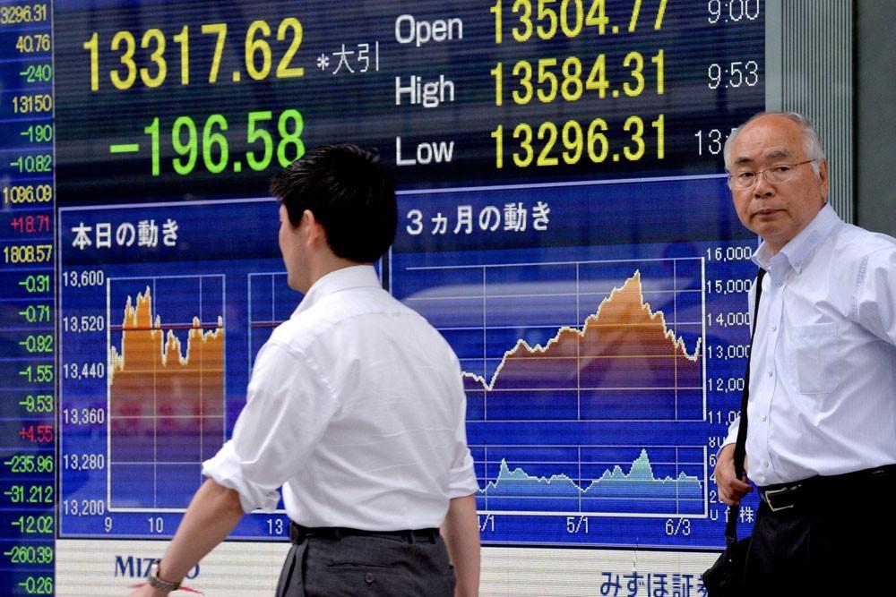 الأسهم اليابانية ترتفع في تداولاتها الصباحية
