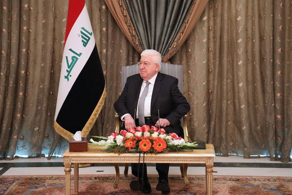 العراق.. الرئيس يدعو البرلمان للانعقاد في 3 سبتمبر