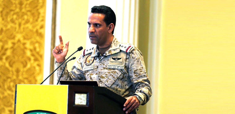 """التحالف: نستغرب """"تسويق الرواية الحوثية"""" للمجتمع الدولي"""
