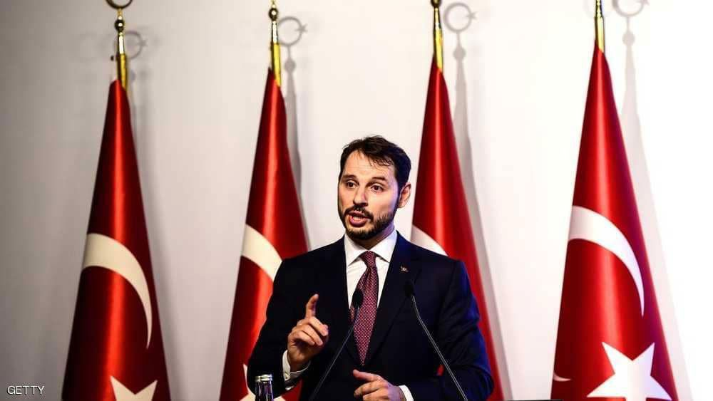 تركيا تهدد : العقوبات ضدنا قد تزعزع أمن المنطقة