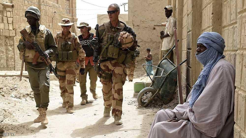 "فرنسا تعلن مقتل ""قيادي داعشي"" في مالي"