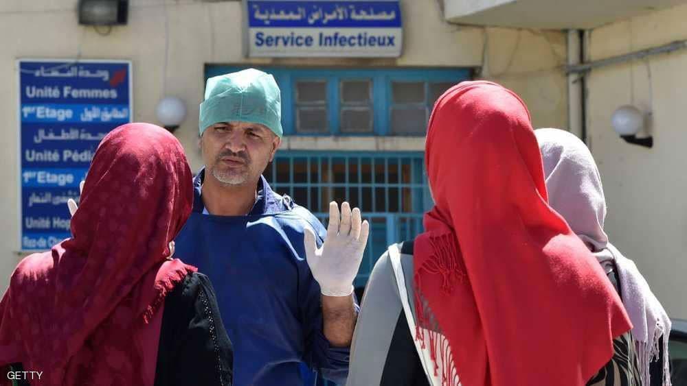 """إحصائية """"مخيفة"""" لضحايا الكوليرا في الجزائر"""