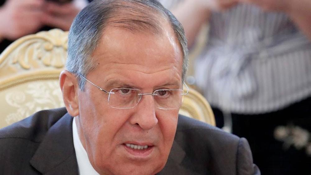 لافروف: لا يمكن تقبل الوضع في إدلب لأجل غير مسمى