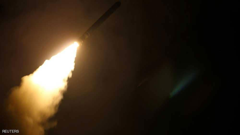 صواريخ إسرائيلية تستهدف مواقع إيرانية في سوريا