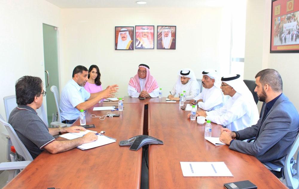 اللجنة الأولمبية البحرينية تنظم المنتدى الرياضي بثلاثة محاور  رئيسية