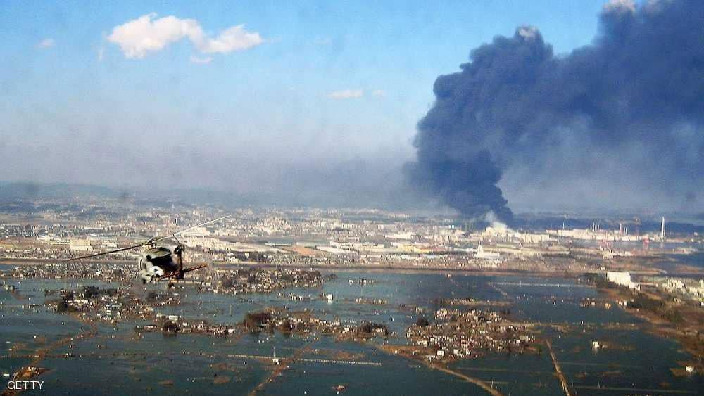 """بعد كارثة """"جيبي"""" المدمرة.. زلزال عنيف يهز اليابان"""