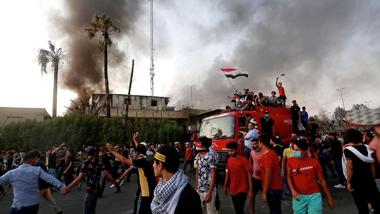 أميركا تحذر: سنرد على أي هجوم يشنه وكلاء طهران بالعراق