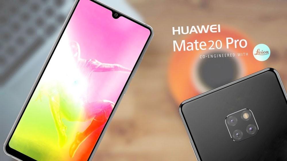 الإعلان التشويقي للهاتف Huawei Mate 20 Pro يلمح لوضع التصوير تحت الماء