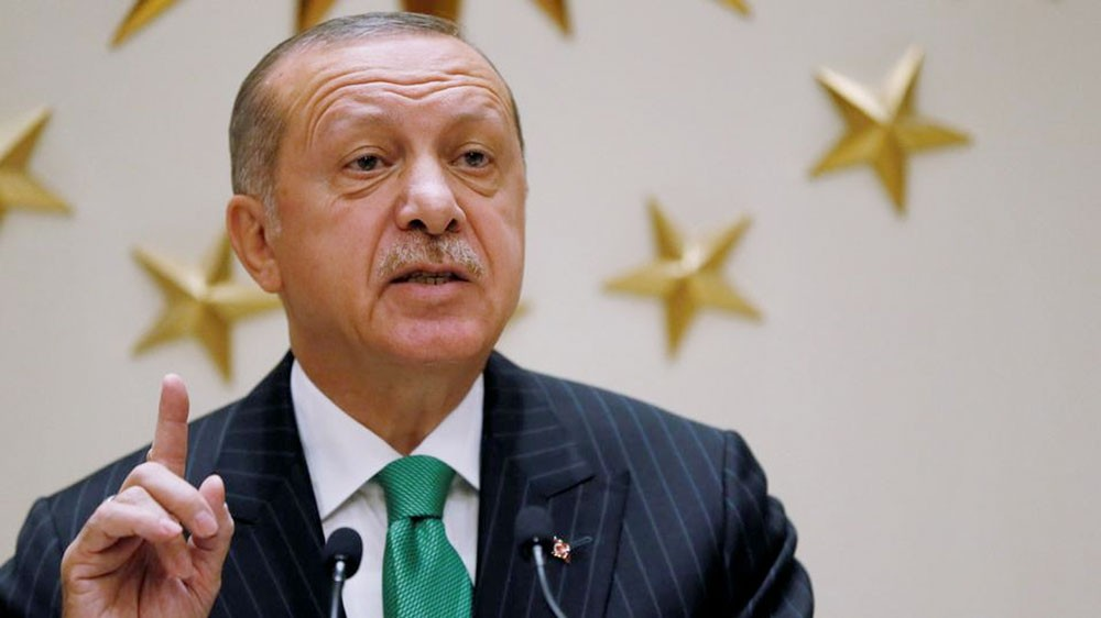 أردوغان: سنحدد مع موسكو الخارجين من المنطقة العازلة
