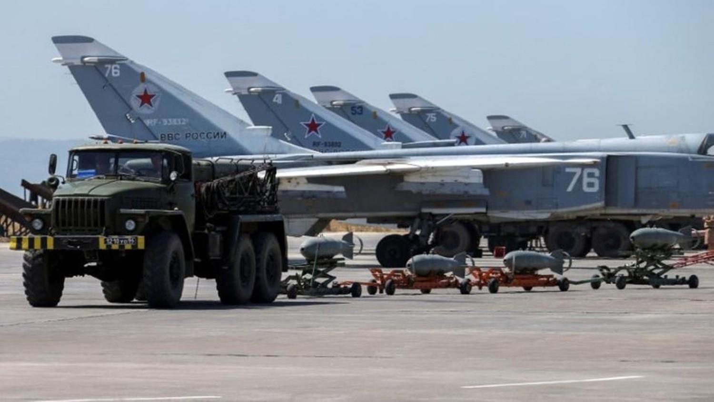 """روسيا تتهم أميركا """"بالتخابث""""..وتنقل وحدات تشويش لحميميم"""