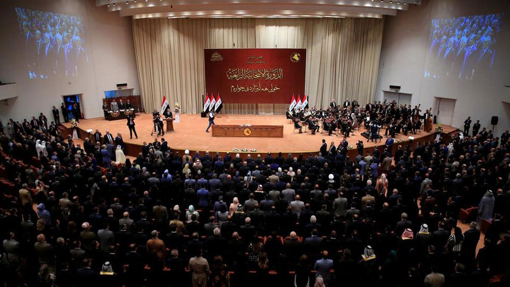 برلمان العراق يرجئ جلسة اختيار رئيس الجمهورية
