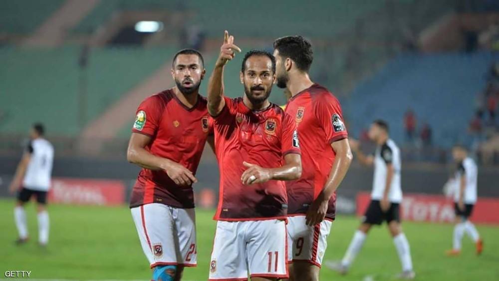 الأهلي يسقط وفاق سطيف في القاهرة