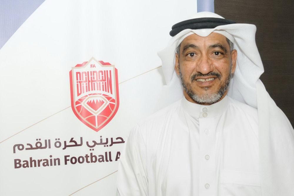 الدوسري: نعتز بمكانة التحكيم البحريني المشهود له بالكفاءة في جميع المستويات