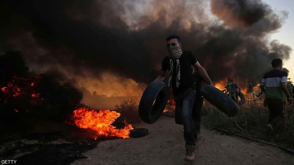 شهداء وعشرات الجرحى برصاص إسرائيلي في قطاع غزة