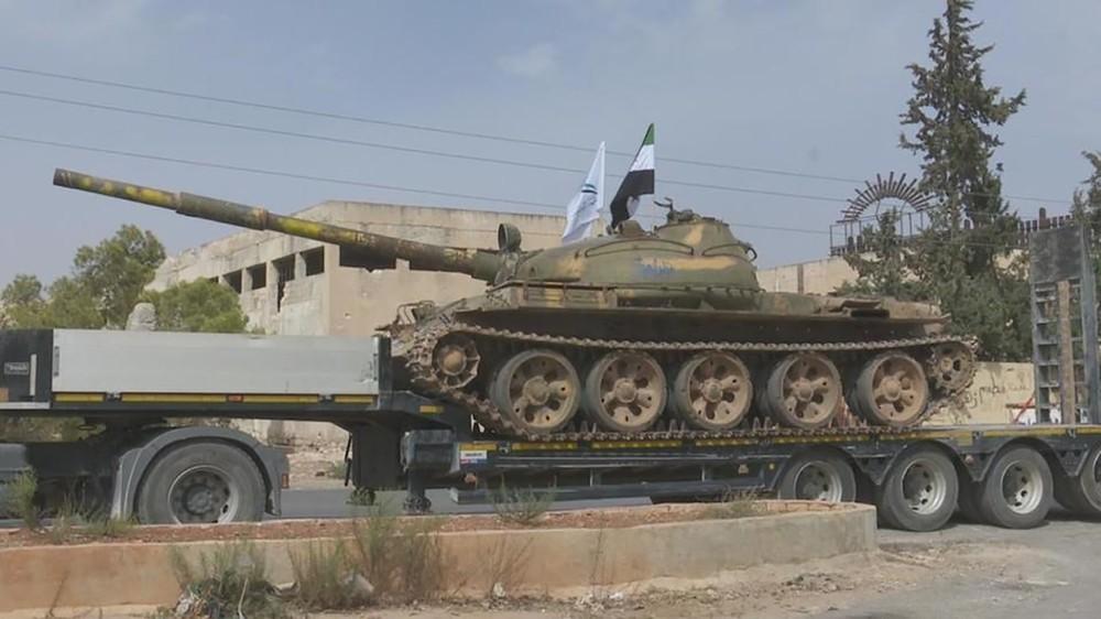 أميركا: بعض المسلحين ينسحبون من إدلب بسوريا