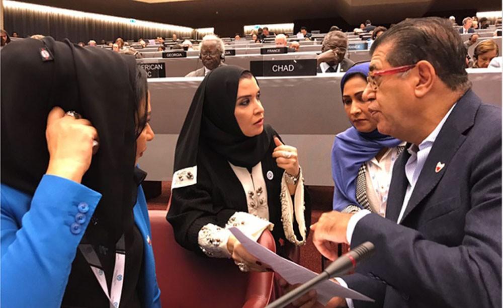 الشورى ينوه بدور ومساعي الامارات في تنسيق المواقف المشتركة