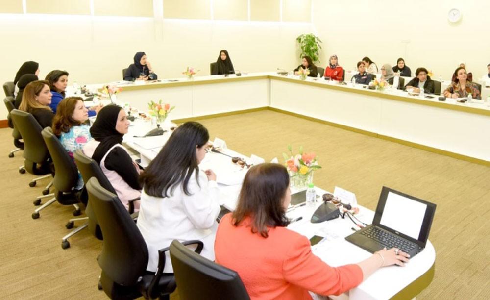 المجلس الأعلى للمرأة يناقش نتائج تقييم الخطة الوطنية لنهوض المرأة