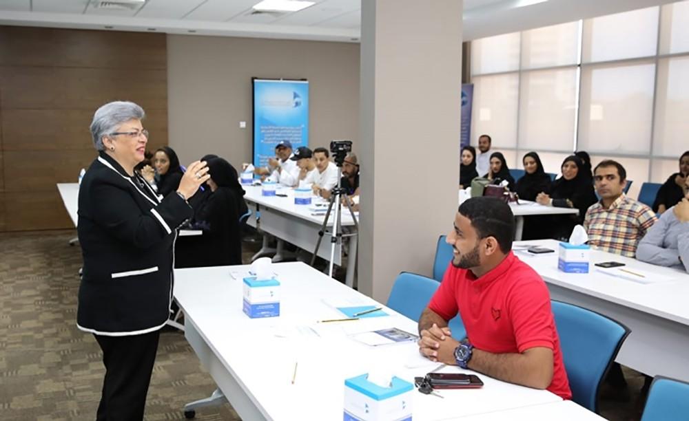 الوطنية لحقوق الإنسان تنظم محاضرة تعريفية لدورها في تعزيز وحماية حقوق الإنسان