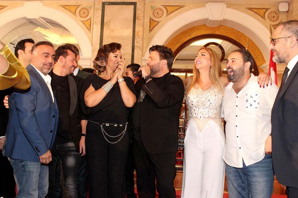 علاء زلزلي مكرماً في لبنان وإطلاق ألبومه قريباً