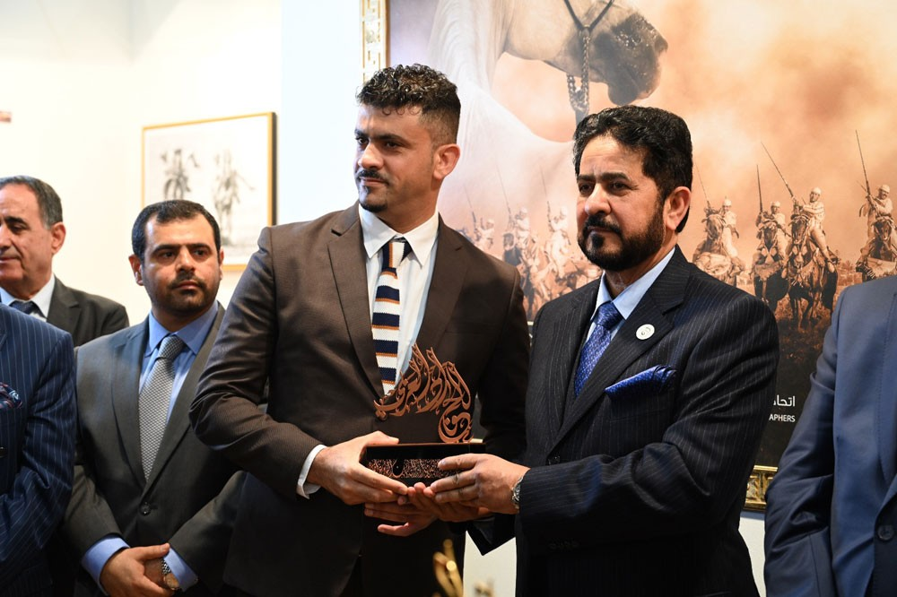 المتوجان بجائزة منصور بن زايد للتصوير يهديان الفوز لسمو رئيس الوزراء