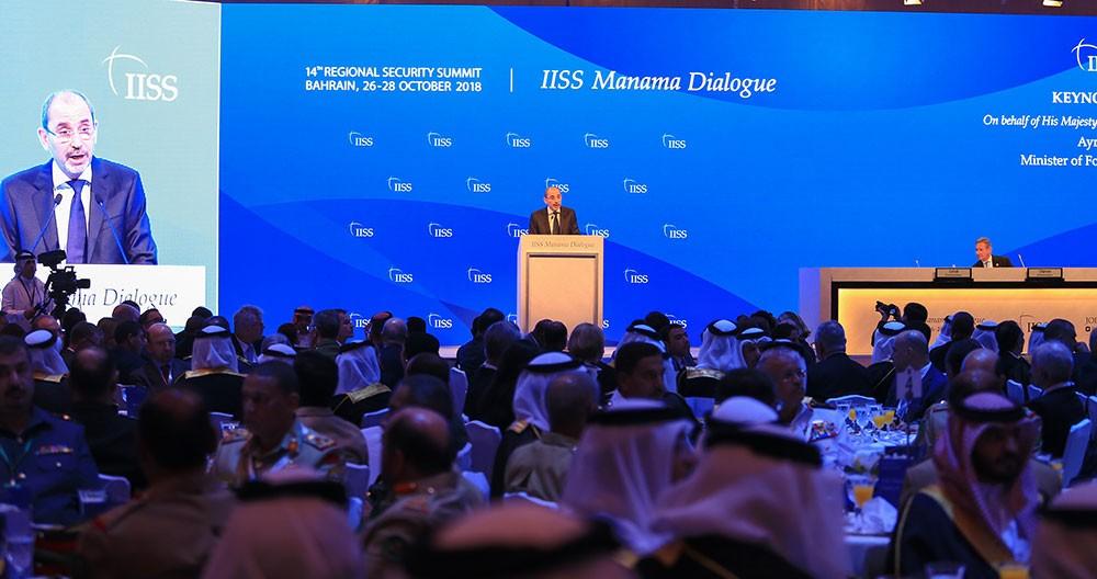 """الإعلامية بارعة علم الدين : اللقاءات الهامشية في """"حوار المنامة"""" تسهم في تحقيق الشراكات الاستراتيجية بين الدول"""
