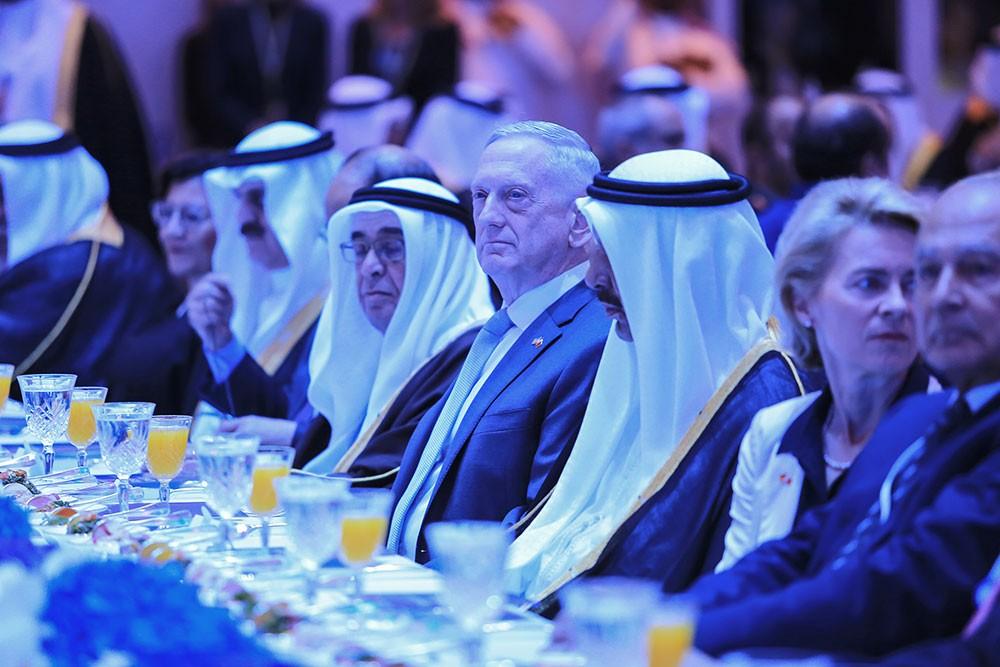 ماتيس من حوار المنامة : نعلم ما تفعله إيران ونعمل على إيقافها