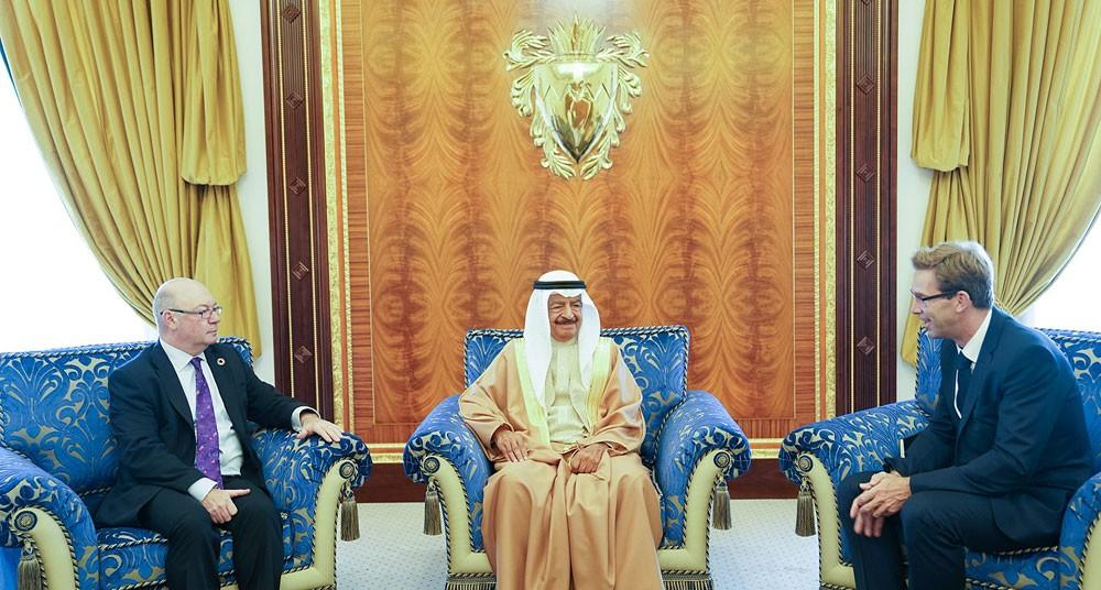 سمو رئيس الوزراء : السعودية هي البيت الجامع والعمق الاستراتيجي لهذه المنطقة