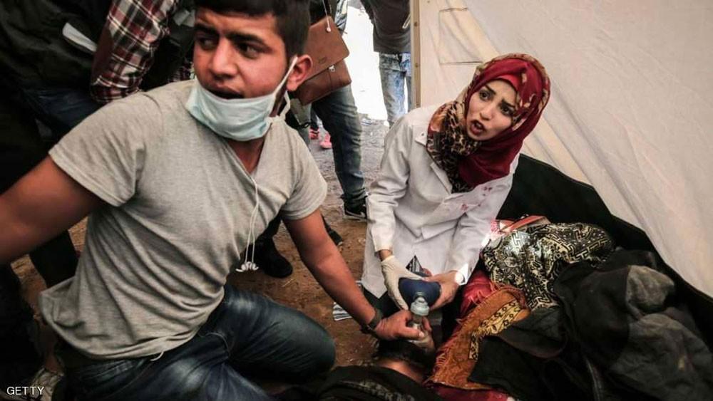 """بعد أكثر من ثلاثة أشهر،، إسرائيل تفتح تحقيقا في مقتل المُسعفة """"رزان النجار"""""""