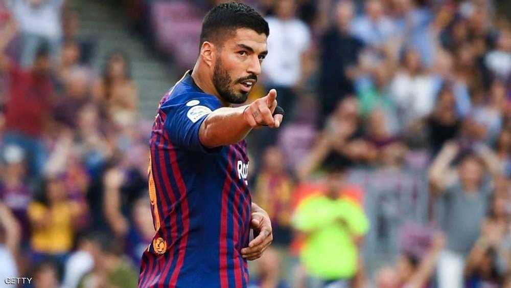 """سواريز يصدم جماهير برشلونة بتصريح """"بداية النهاية"""""""