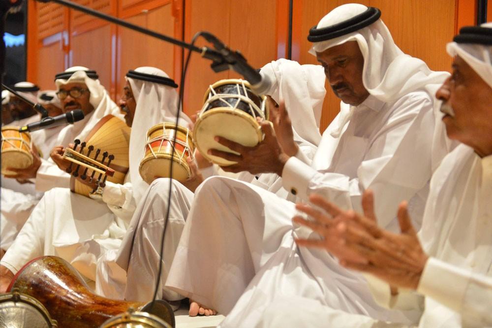 أمسية موسيقية بحرينية تحييها هيئة الثقافة في دار الرّفاع العوده