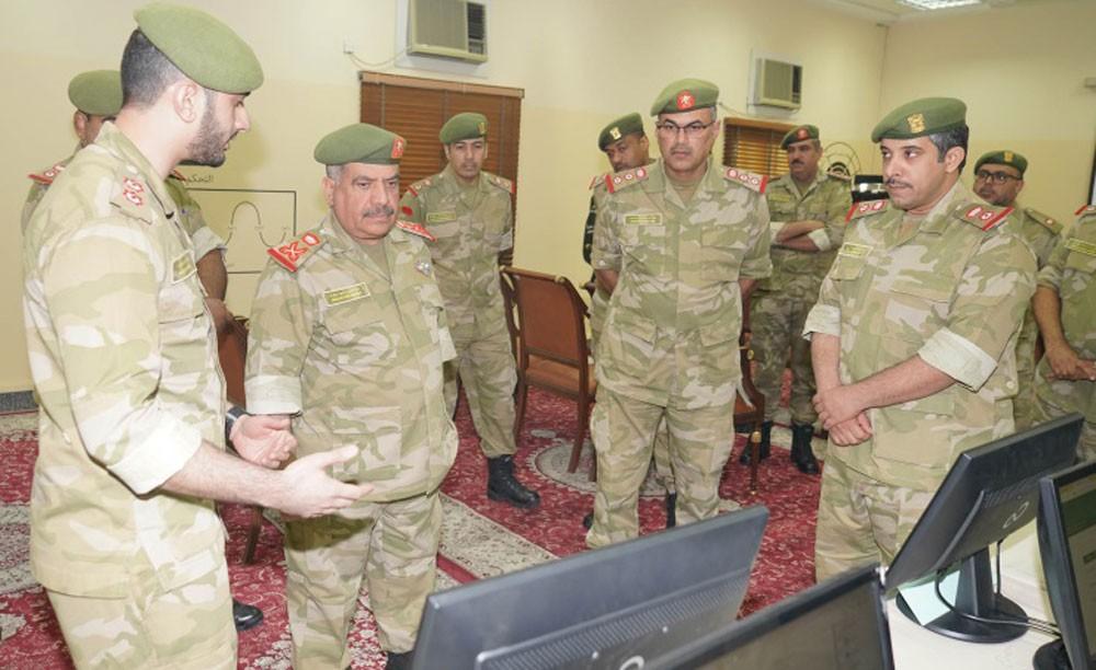 الحرس الوطني يحقق نقلة نوعية على مستوى الحوكمة الإلكترونية