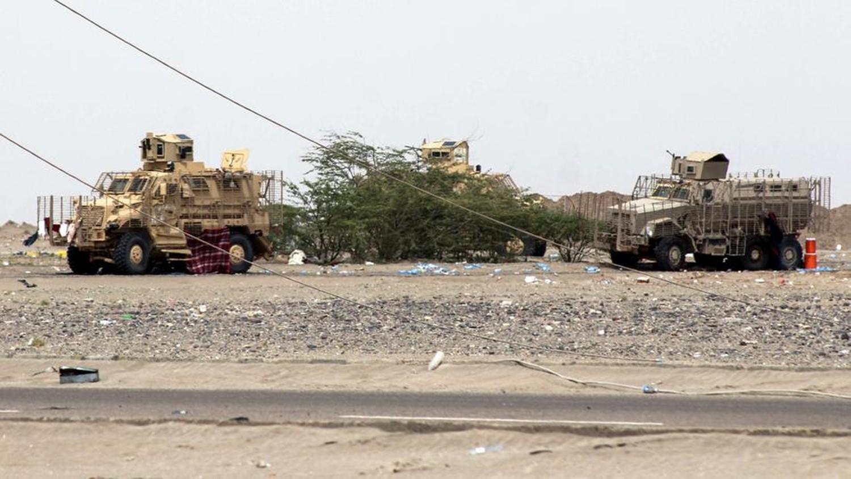تقدم للشرعية وعشرات القتلى من الحوثيين بجبهات يمنية عدة