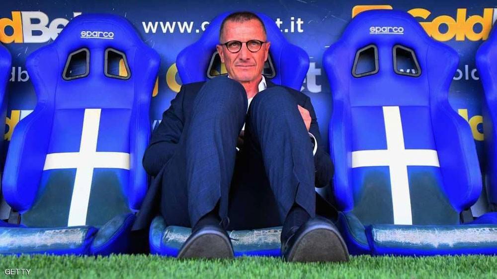إمبولي الإيطالي يقيل مدربه في يوم عيد ميلاده