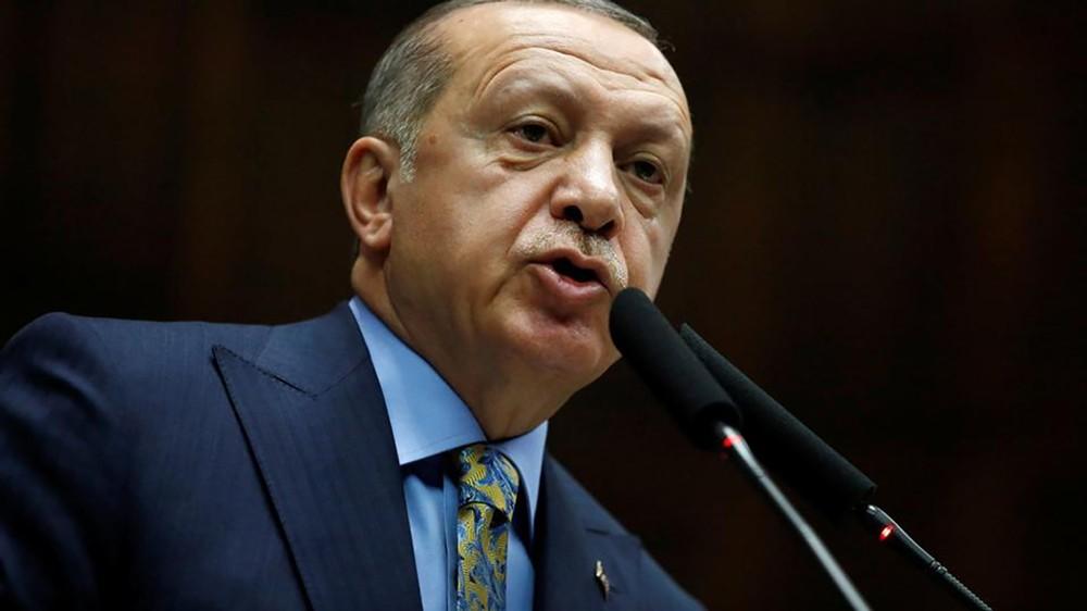 """أردوغان: دوريات أميركا المشتركة مع """"قسد"""" تطور سلبي جدا"""
