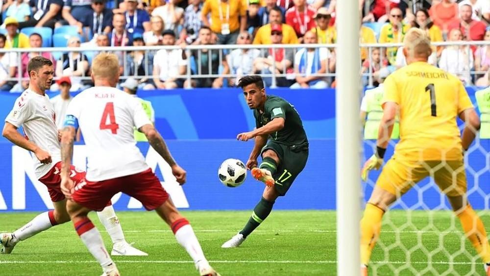 الرباط الصليبي يبعد مهاجم أستراليا عن كأس آسيا