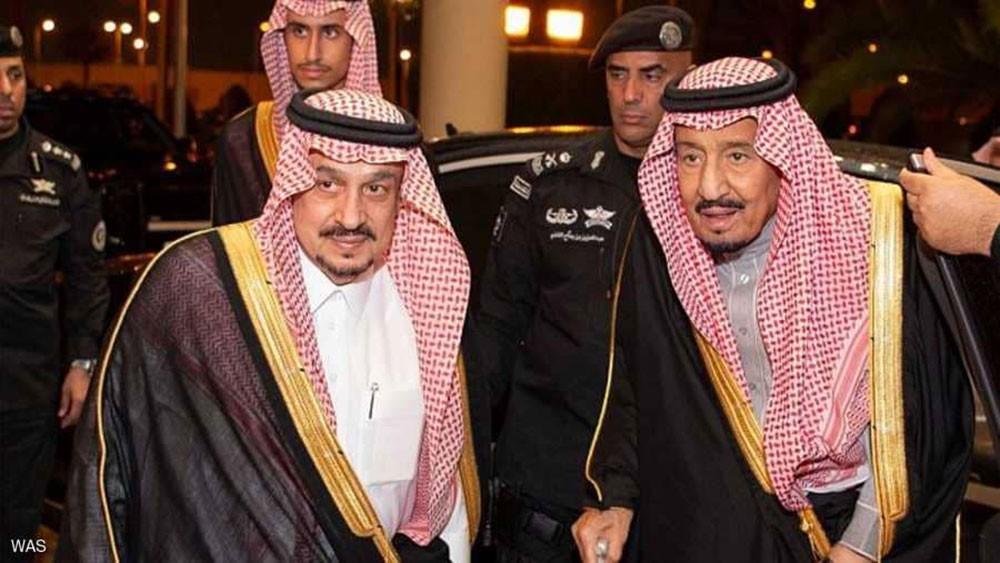 العاهل السعودي يبدأ جولة مناطقية من القصيم