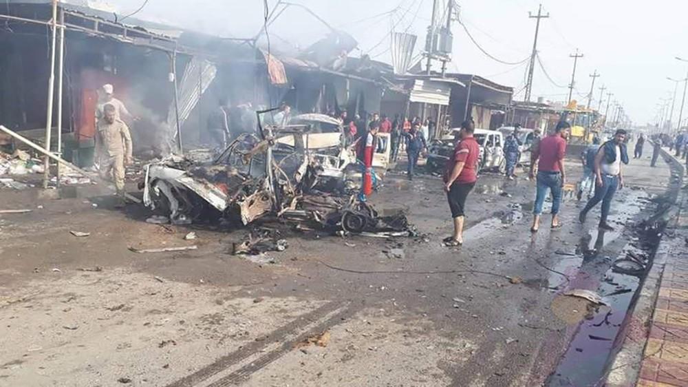 أول هجوم بمفخّخة في الموصل منذ تحريرها من داعش