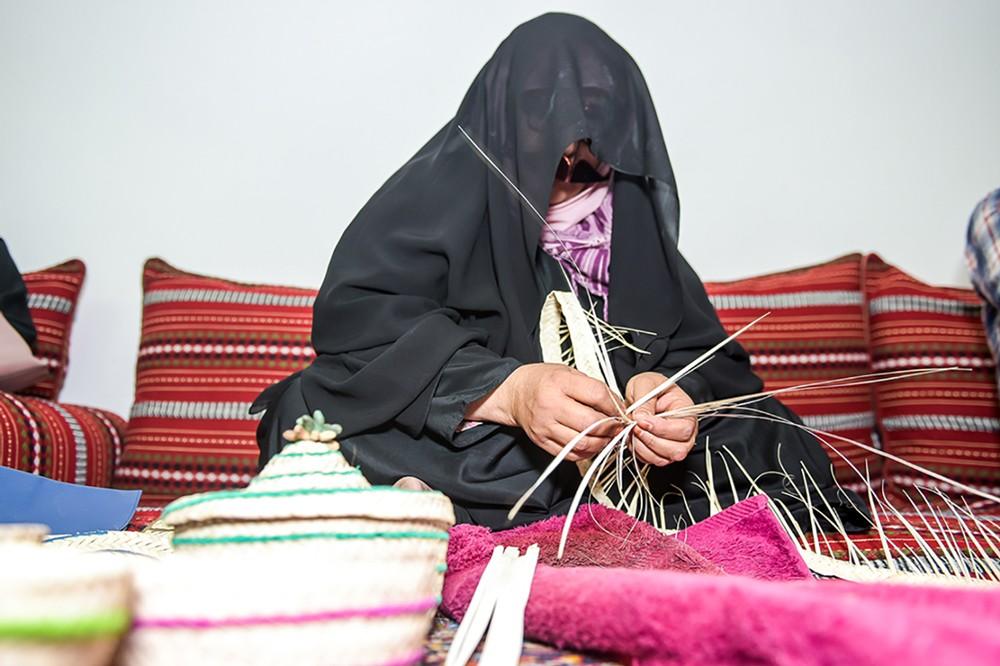 """الثقافة والسياحة – أبوظبي تنظم برنامج """"حرفتي"""""""