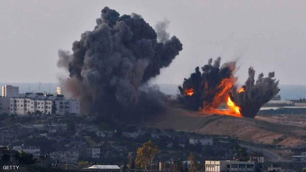مقتل جندي إسرائيلي و إسشتهاد 6 عناصر من حماس في اشتباكات بغزة
