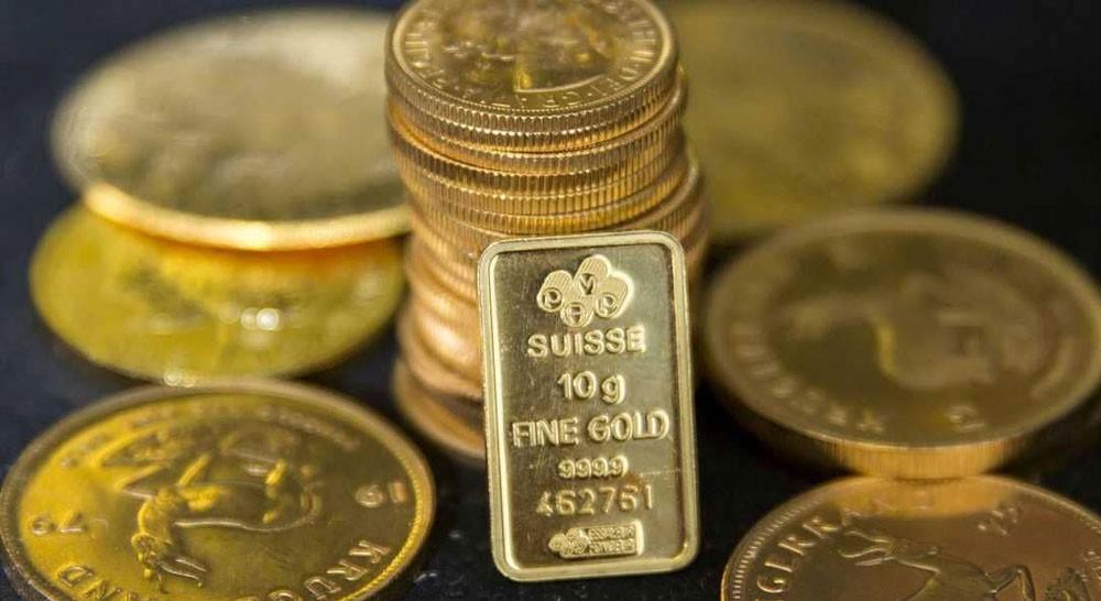 الذهب يرتفع من جديد فوق 1200 دولار للأوقية