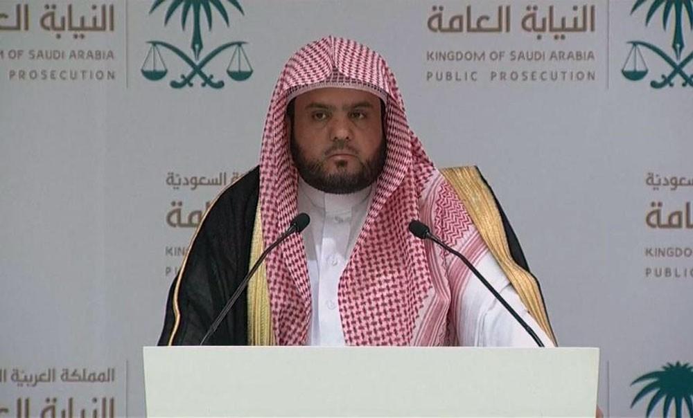 النائب العام السعودي: اتهام11بقضية مقتل خاشقجي