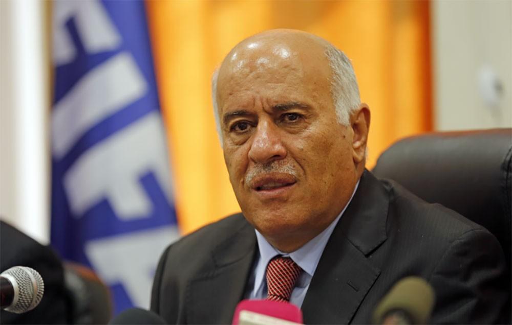 اتحاد الكرة يحتضن مؤتمرًا صحافيًا لرئيس الاتحاد الفلسطيني