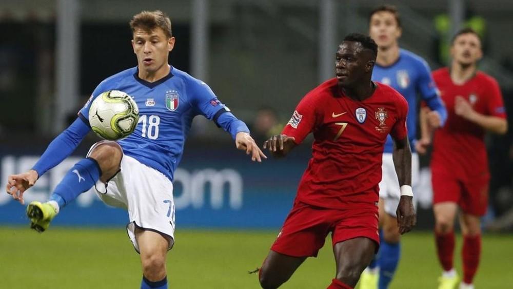 التعادل مع البرتغال يُنسي إيطاليا بعضاً من آلامها