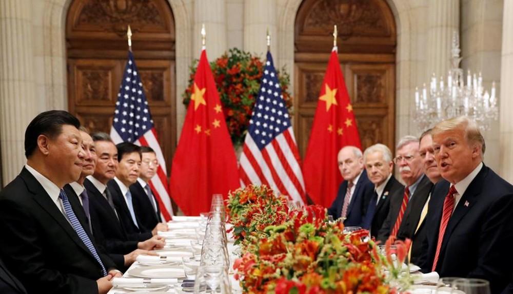 أميركا والصين.. هدنة 90 يوماً في الحرب التجارية