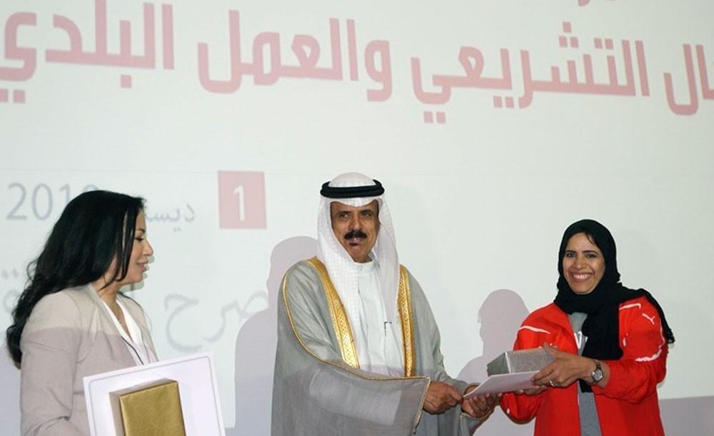وزير التربية: المرأة البحرينية تبوأت مكانة رفيعة في العهد الزاهر للعاهل المفدى